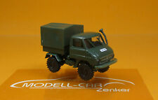Herpa Brekina 746489 Unimog U 411 PICK-UP Luftwaffe Pays-Bas Scale 1 87