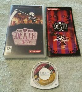 DEATH JR FOR SONY PSP