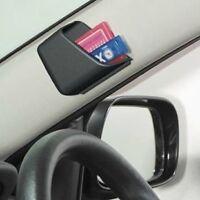 2 Car Auto Truck Pillar Pocket Holder Storage Box Cigarette Cellphone Glasses UK