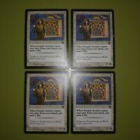 Temple Acolyte x4 Portal Second Age 4x Playset Magic the Gathering MTG
