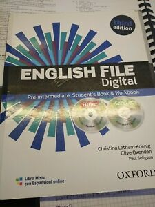ENGLISH FILE DIGITAL PRE-INTERMEDIATE - THIRD EDITION - C.LATHAM-KOENIG- OXFORD