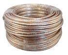 Monster Cable High Quality 16 Gauge Speaker Wire - 60 FT (30Ft X 2)
