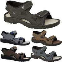 Mens Summer Sandals New Walking Hiking Trekking Sports Sandals Beach Shoes Size