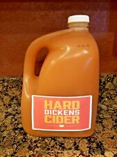 Dickens Hard Apple Cider STICKER decal craft beer brewery Funny Holiday Prank