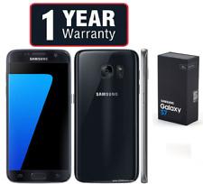 Samsung Galaxy S7 SM-G930F Unlocked 32GB Smartphone Onyx Black Boxed