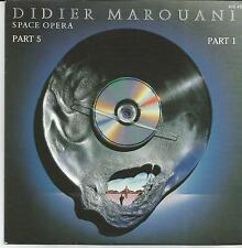 DIDIER MAROUANI Space opera Part 5 Part 1 SINGLE TREMA 1988