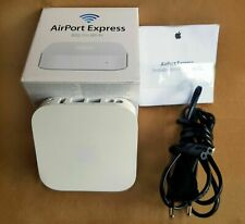 Apple Airport Express A1392 802.11n Router 2. Generation Airplay Homekit 5GHz