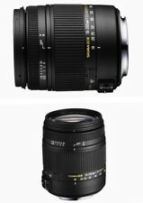 NEW Sigma 18-250mm f3.5-6.3 DC MACRO OS HSM for Canon Digital SLR Cameras