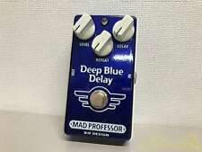 Mad Professor Deep Blue Delay Effect Pedal From Japan