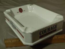 John Courage Amber Beer ~ London, England Uk Pub_Tavern ~ Porcelain Ashtray ~