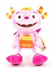 """HENRY HUGGLEMONSTER plush SUMMER 9"""" soft toy Disney Juniors huggle monster - NEW"""
