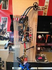 NEW 2016 PSE Stinger X Ready To Shoot!! RH 70# With 6 Victory Arrows