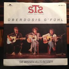 7'STS(Steinbäcker,Timischl,...  Überdosis G'Fühl/Sie wissen alles besser  AUSTRO