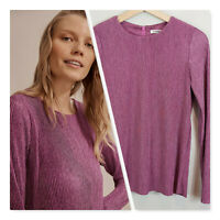 [ COUNTRY ROAD ] Womens Pleat Blouse Top | Size XXS or AU 6