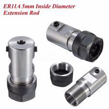ER11A 5mm Mandrin À Pince Support Fraiseuse Machine de gravure Alimentation CNC