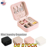 Womens Jewelry Box Necklace Storage Case Cabinet Armoire Storage Box Collection