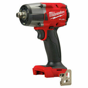 """Milwaukee 2962-20 M18 FUEL™ 1/2"""" Mid-Torque Impact Wrench w/ Friction Ring (Tool"""