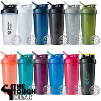 Blender Bottle Classic 28oz Shaker Cup SportMixer - NEW FULL COLORS
