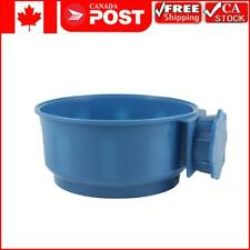 Winter Pet Dog Heating Bowl Constant Temperature Cage Hanging Water Basin  CA