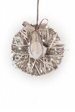 Tobs DEL Pré-éclairé de la vigne et Willow couronne-Mariage DEL jolie décoration