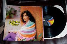 LUCHA VILLA Dar y Recibir Musart 1982 LP Rancheras QUE POR QUE ME VOY? Despedida