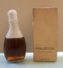 HALSTON VTG EAU DE TOILETTE 110ML NEW WITH BOX