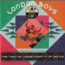London Boys Twelve commandments of dance (1988) [CD]