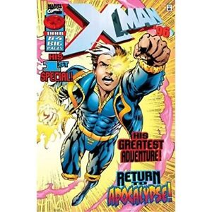 X-MAN Annual 1996 - Back Issue
