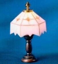 Dolls House Bronzo Contemporanea Lampada da tavolo illuminazione elettrica 12V
