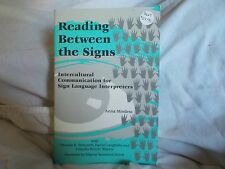 """Reading Between the Signs"" Book and Workbook by Anna Mindess Book"
