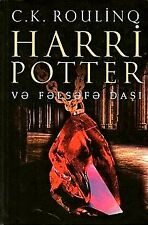 Harry Potter and the Philosopher's Stone Azeri Translation THE FIRST BOOK