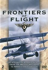FRONTIERS OF FLIGHT 2 DVD SET Discover the stories of a century of aviation