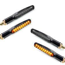 2x Lauflicht Blinker LED für Honda NC 700 X / 700 S Spar-Set KP6