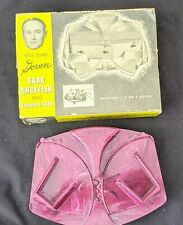 Vintage Majestic Goren Card Shuffler & Canasta Tray with box