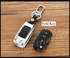Key Fob Holder Case Bag Cover For VW Polo Golf 6 Tiguan Passat Tiguan Beetle UP