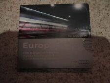 AUDI SAT NAV NAVIGATION SD CARD 2016 SATELLITE NAVIGATION DISC A1 EUROPE MIB-HS