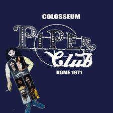 Colosseum: Live At Piper Club, Rome, Italy 1971: CD Gatefold Digipak REPUK1394