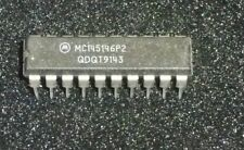 Ic MC 145146 p2 PLL Frequency synthétiseur NOS