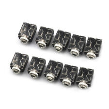 10PCS 5 Pin Headphone Jack PCB Mount Female 3.5mm Stereo Jack Socket Jacks