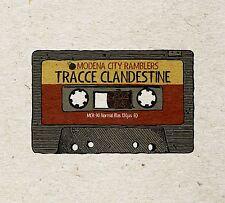 MODENA CITY RAMBLERS - TRACCE CLANDESTINE - CD SIGILLATO 2015