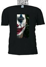 Joker 2019 Movie  joaquin phoenix Men Women Unisex T-shirt V78