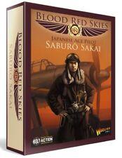 Warlord Games Blood Red Skies Japanese Ace Pilot Saburo Sakai (english) Japan