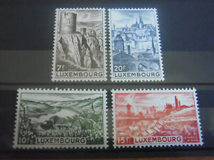 Luxembourg - Very nice set of stamps year 1948 MNH**/MLH*