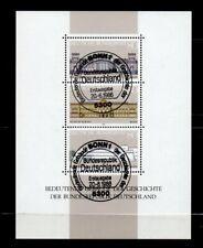 Deutschland - Block 20, 1986, Erstausgabe gestempelt