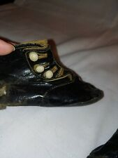 Very Old Children's Shoes