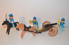 8454 playmobil blauwbloezen nordistes artillerie 3244 3242 3408 3419 western