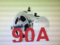 VW Beetle AL82N Chrome 90 HIGH AMP MINI BUS New HD Alternator Generator 13080