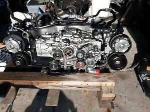 2005 Subaru Baja Turbo EJ25 Total Rebuild with deficiency Complete