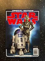 Star Wars - R2-D2 - C-3PO  - Special Edition Collectors Magazine