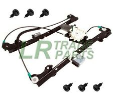 LAND ROVER FREELANDER 1 FRONT LHS WINDOW REGULATOR & ELECTRIC MOTOR - LR006372